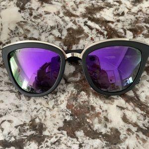 Diff Eyewear Rose polarized sunglasses